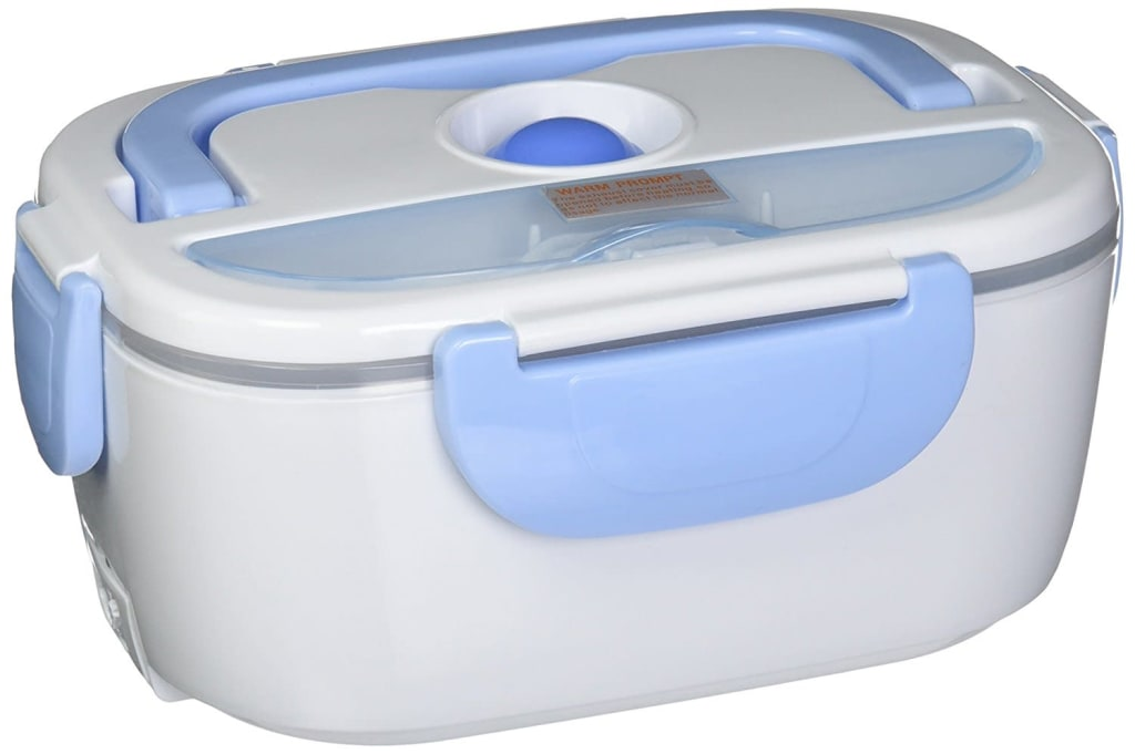 Tayama Electric Heating Lunch Box for $13