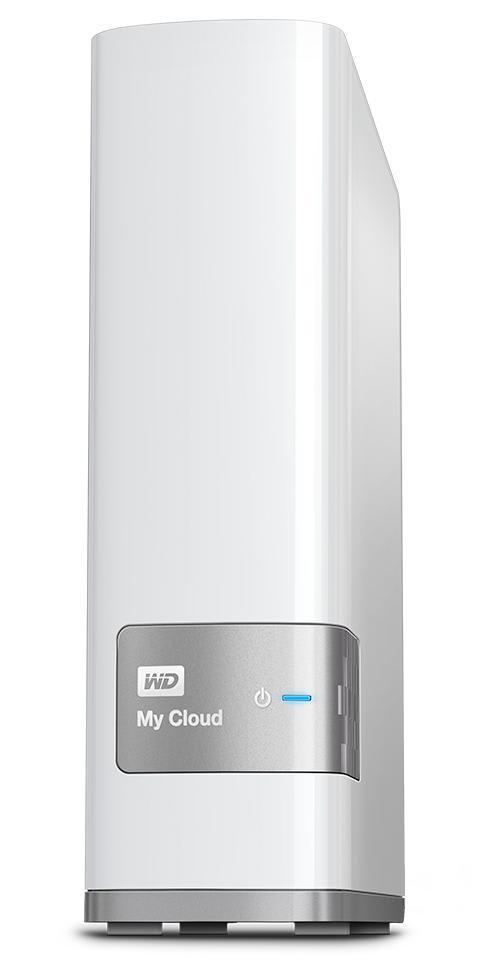 Refurb Western Digital 4TB My Cloud NAS for $100
