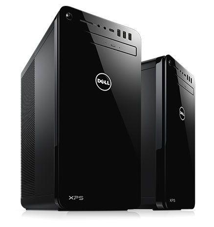Dell XPS Intel Coffee Lake i5 2 9GHz 6-Core Desktop Tower PC w/ 6GB GPU for  $686