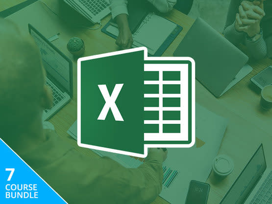 The Epic Excel 2019 Mastery Bundle from $1