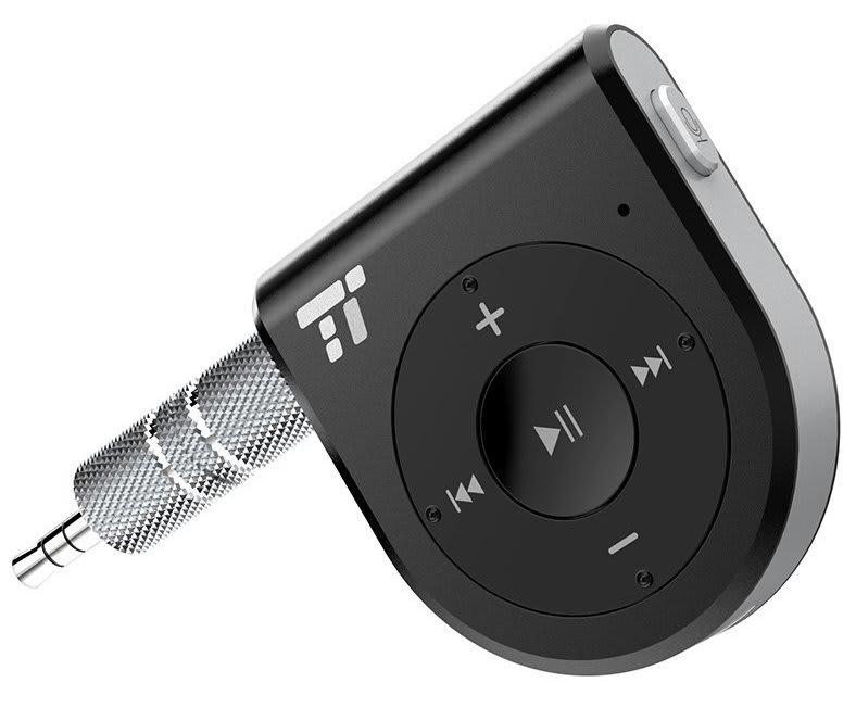 TaoTronics Bluetooth Car Audio Receiver for $16