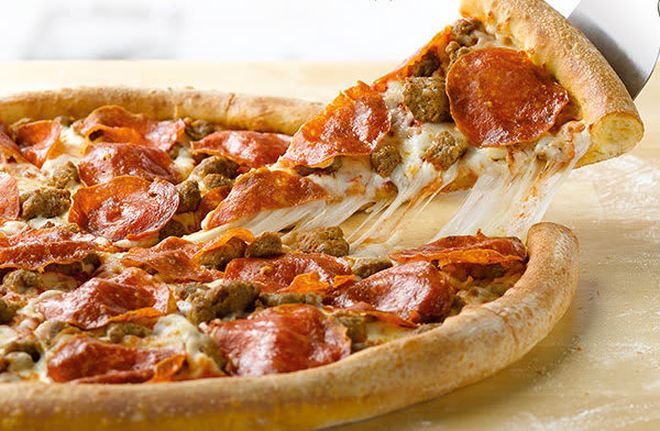 Papa John's XL 3-Topping Pizza for $10