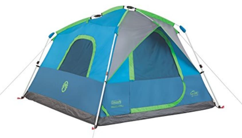 Coleman Camping 4-Person Mountain Tent for $48
