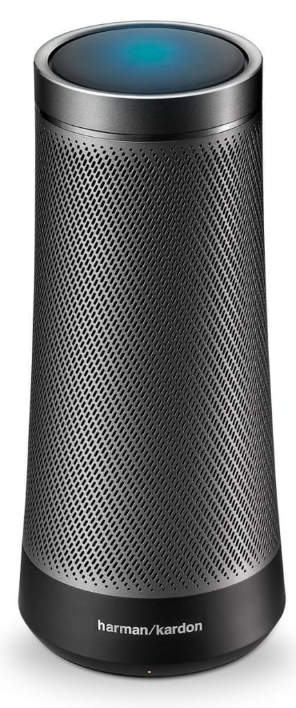 Harman Kardon Bluetooth Speaker w/ Cortana $100