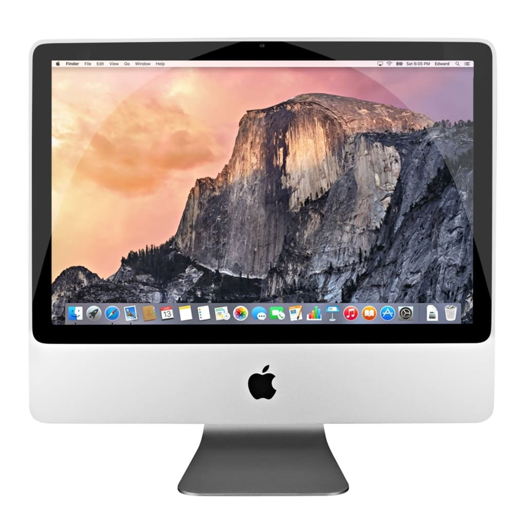 "Refurb iMac 20"" Core 2 Duo 2.66GHz Desktop $200"