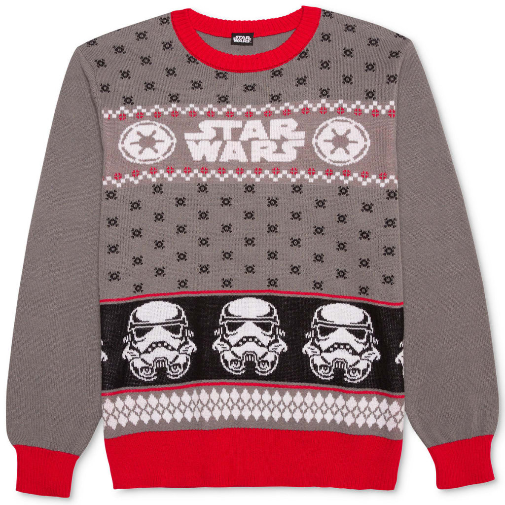Hybrid Men's Star Wars Holiday Sweater for $18