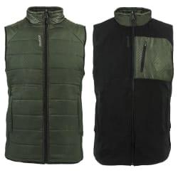Reebok Men's Everest Reversible Vest for $20