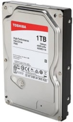 "Toshiba 1TB SATA 6Gbps 3.5"" Internal HDD for $30"