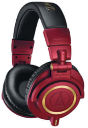 Audio-Technica ATH-M50X Headphones Bundle $164