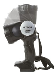 hitachi 40c301. hitachi 500-lumen led bare tool flashlight for $10 40c301 2