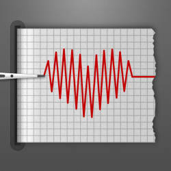 Cardiograph Classic for iPhone and iPad for free