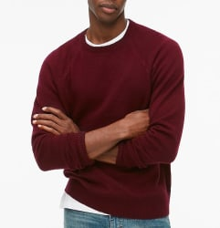 Men's Wool Sweaters at J.Crew Factory for $20