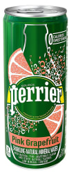 Perrier Sparkling Water 8-oz. Can 30-Pack for $10