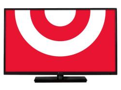 TVs at Target: Extra 15% off