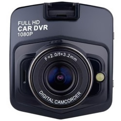 "2.4"" 1080p Night Vision Dash Cam w/ DVR for $8"