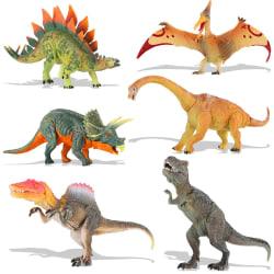 QuadPro 6-Piece Dinosaur Toy Set for $16