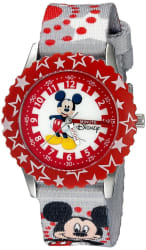 Disney Infinity Kids' Mickey Mouse Watch for $8