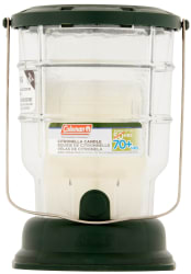 Coleman 70-Hour Citronella Candle Lantern for $6