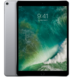 "Apple iPad Pro 10.5"" 64GB WiFi Tablet for $599"