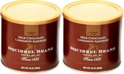 32oz Squirrel Brand Milk Chocolate Almonds from $8