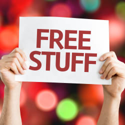 Every Black Friday Freebie You Can Score Today