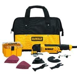 DeWalt Oscillating Tool Kit w/ Blade $99