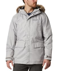 Columbia Men's Penns Creek II Parka for $77 + free shipping
