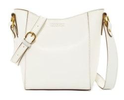 Frye Harness Leather Bucket Crossbody Bag for $125