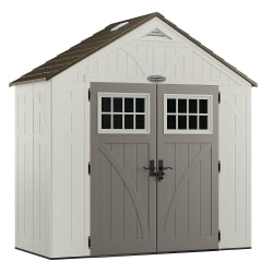 Craftsman 8x4-Foot Resin Storage Building for $500