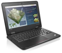 "Lenovo Thinkpad Celeron Quad 12"" Chromebook $140"