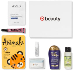Target Women's January Beauty Box for $7