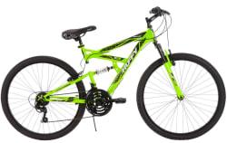 "Huffy Men's 18-Speed 26"" Mountain Bike $59"