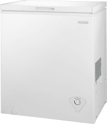 Insignia 5-Cu. Ft. Chest Freezer for $100