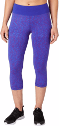 Reebok Women's Fitness Essentials Capris $6