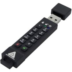 Apricorn 32GB Key Encrypted USB 3 Flash Drive $105