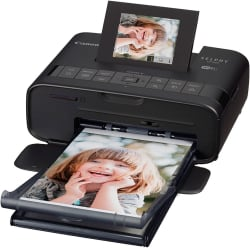 Canon Selphy CP1200 WiFi Photo Printer for $50