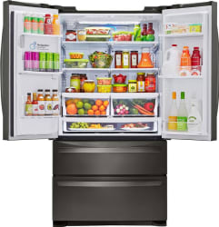 LG 27-Cu. Ft. French Door Refrigerator $1,528