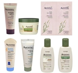 Aveeno Sample Box w/ $8 Amazon Credit for $8