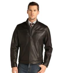Jos. A. Bank Men's Leather Jacket (L sizes) $139