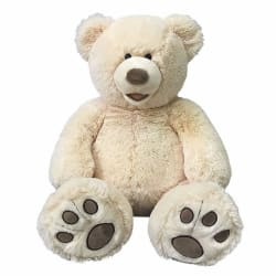"""Hugfun 25"""" Plush Bear from $10"""