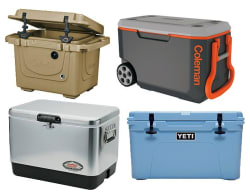 Coolers at Cabela's: Extra 10% off