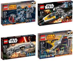 Target LEGO Star Wars Sale: 20% off