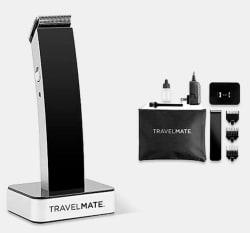 TravelMate Hair Clipper Kit for $29