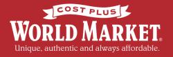 World Market Coupon: 20% off regular price