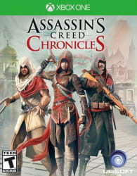 Assassin's Creed Chronicles Trilogy for XB1 $10