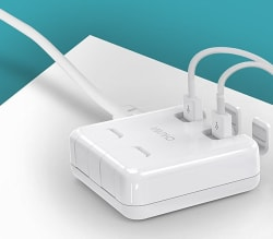 Chuwi 4-Port USB Desktop Charging Station $14