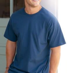 Hanes Men's 100% Cotton Tagless T-Shirt 10pk $34