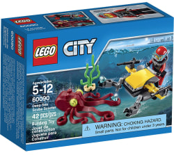 "2 LEGO City Sets at Toys""R""Us for $8"