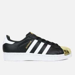 adidas Women's Superstar Metal Toe Sneakers $56