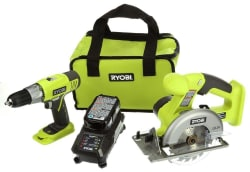 home depot tools. ryobi one+ 18v lithium-ion starter combo kit $79 home depot tools